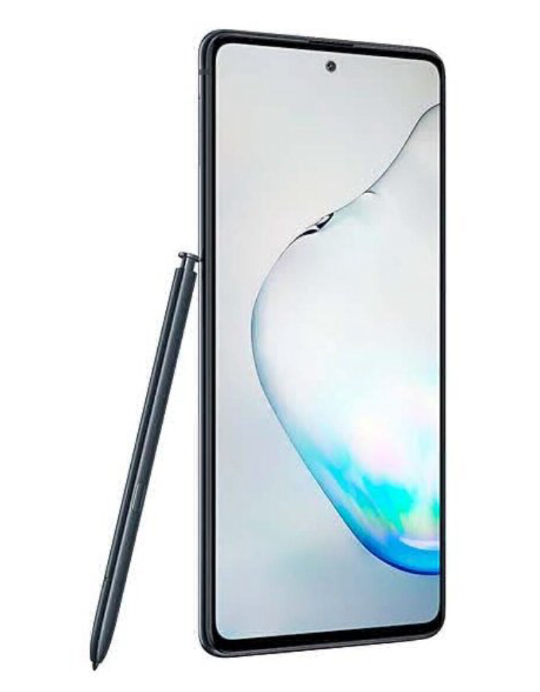 Смартфон Samsung Galaxy Note 10 Lite 6/128GB черный