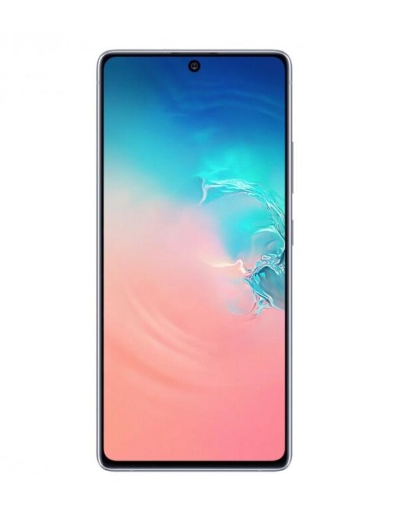 Смартфон Samsung Galaxy S10 Lite 6/128GB Белый перламутр