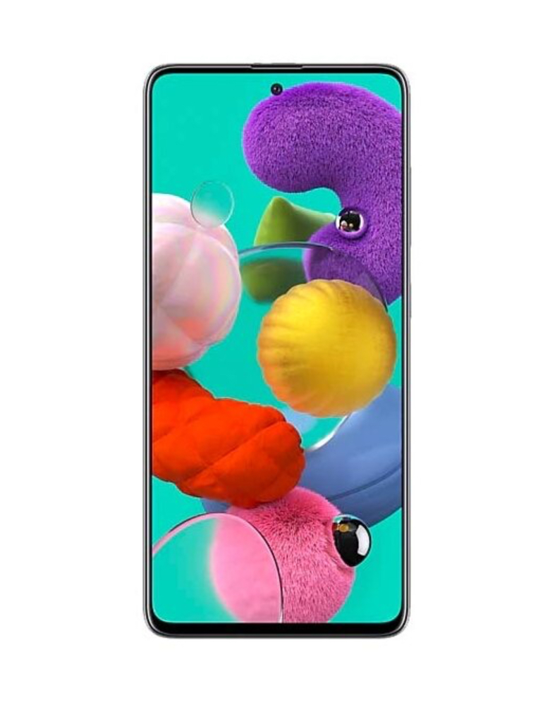 Смартфон Samsung Galaxy A51 128GB Белый