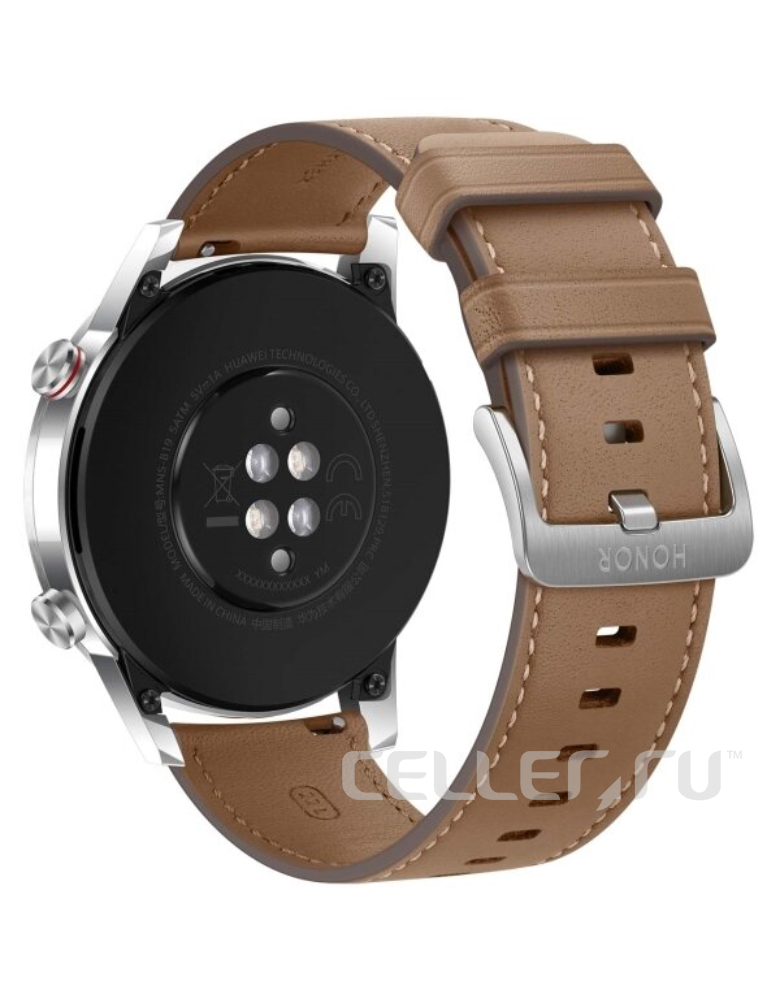 Часы HONOR MagicWatch 2 46mm (leather strap)