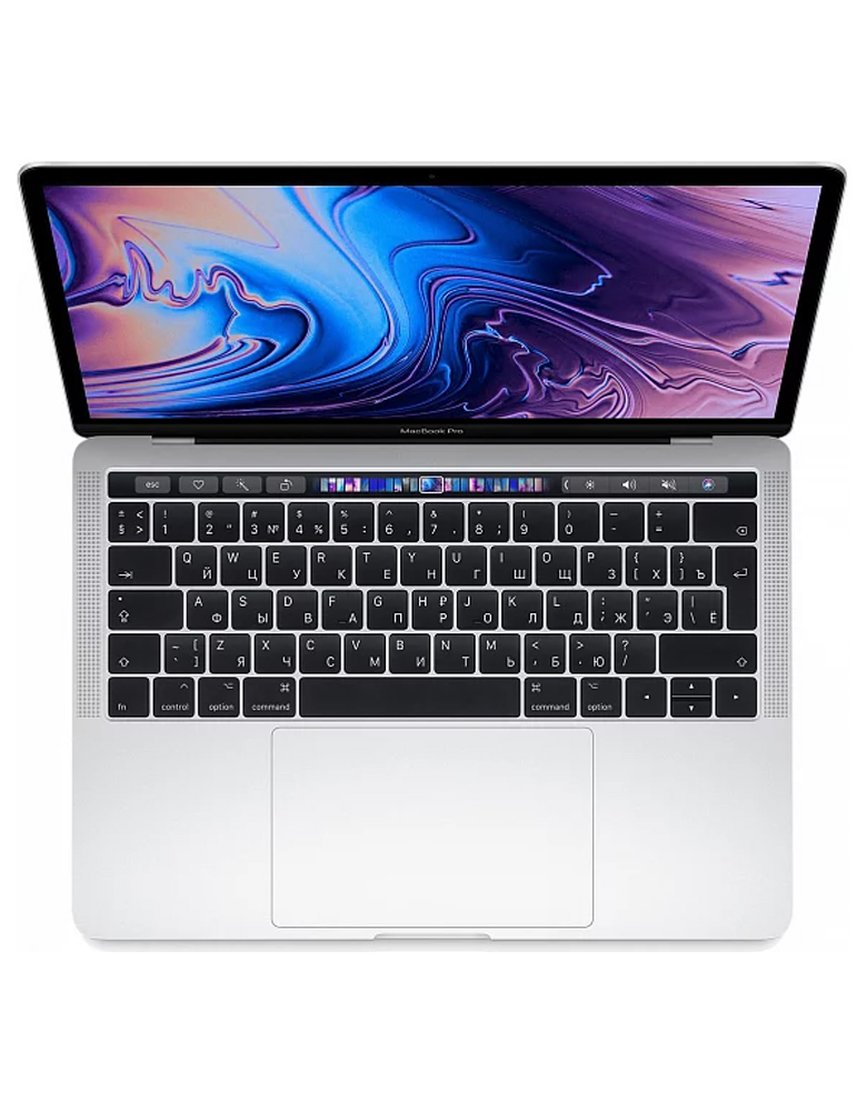 "Apple MacBook Pro 13"" QC i5 1,4 ГГц, 8 ГБ, 128 ГБ SSD, Iris 645, серебристый"