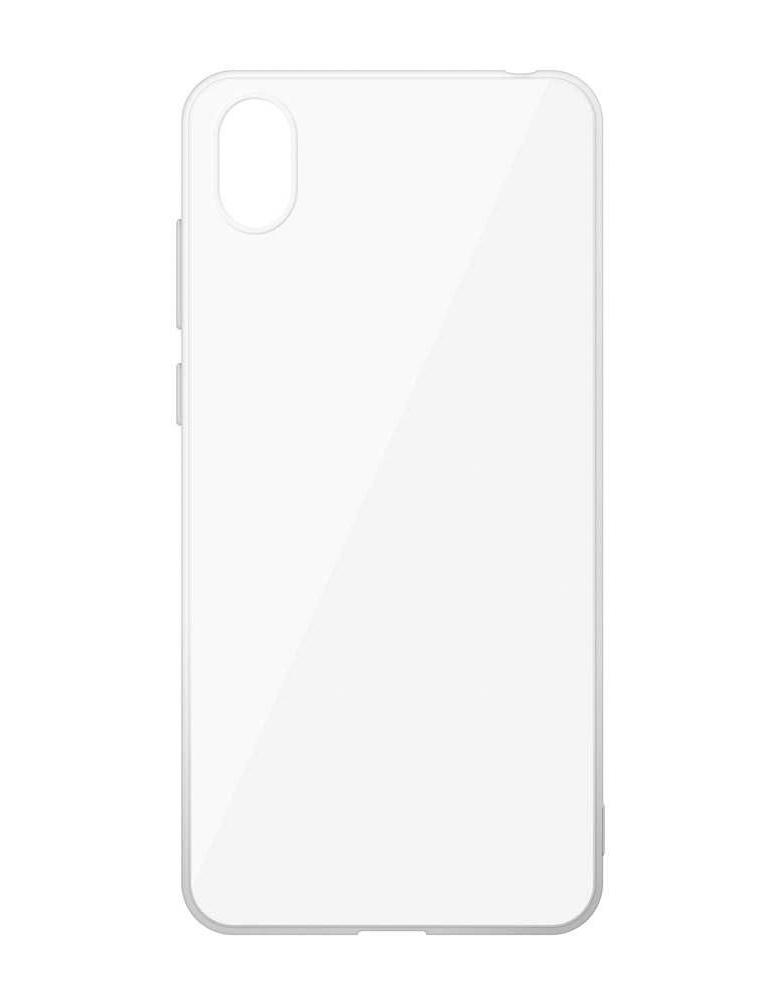 Чехол силиконовый для Huawei Y5 2019 / Honor 8S Прозрачный