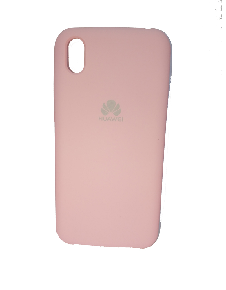 Чехол Silicone Cover для Huawei Y5 2019 / Honor 8S Розовый