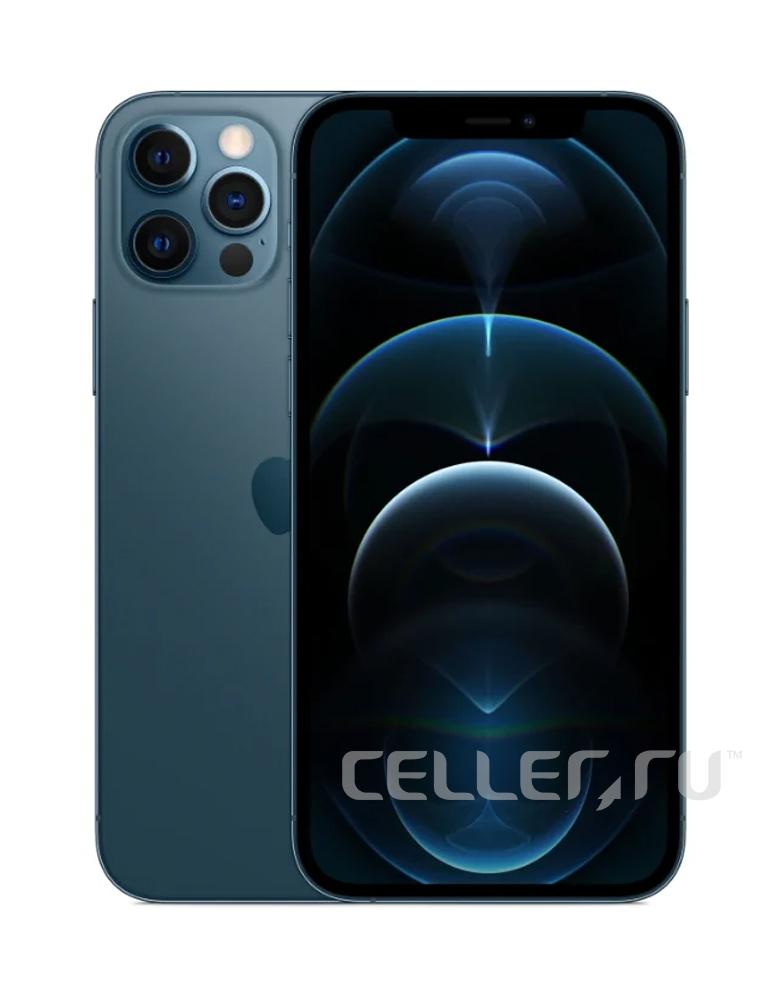 Смартфон Apple iPhone 12 Pro 256GB тихоокеанский синий