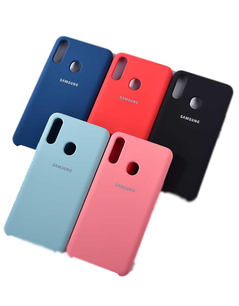 Чехол-накладка для Samsung Galaxy A20 / A30 Silicone Cover
