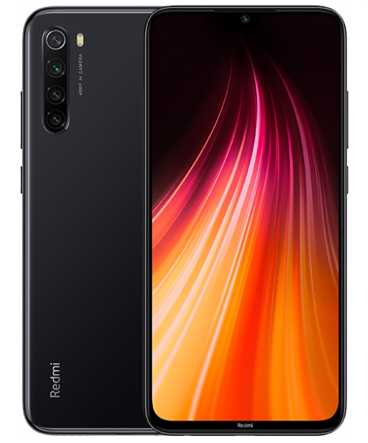 Xiaomi Redmi Note 8 4/128GB Black