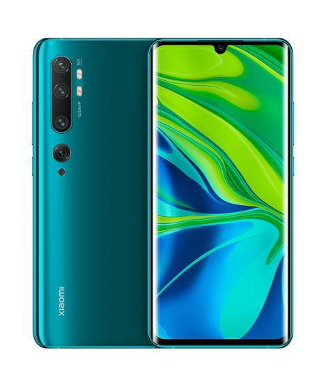 Смартфон Xiaomi Mi Note 10 Pro 8/256GB Aurora Green