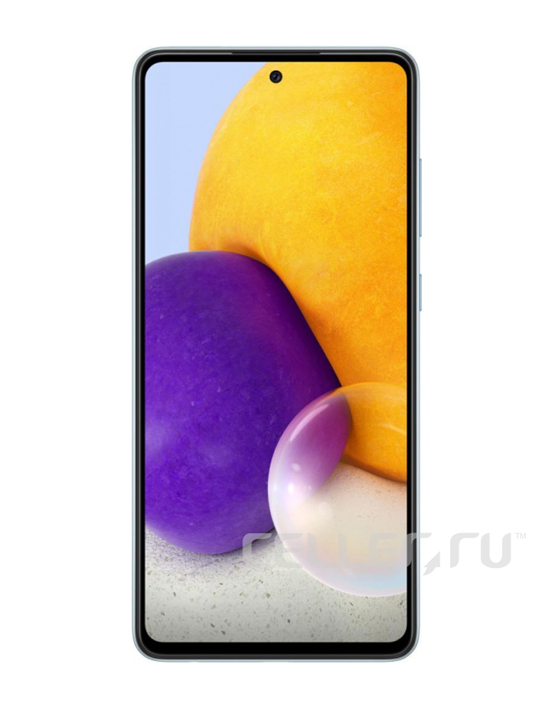 Смартфон Samsung Galaxy A72 6/128GB Синий