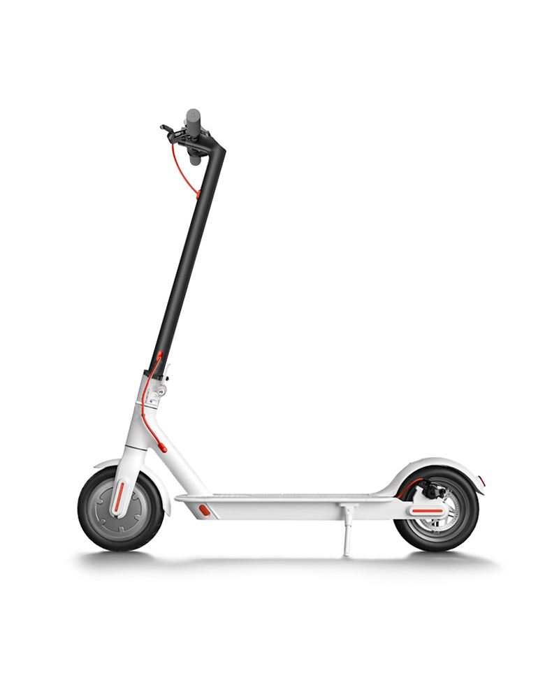 Электросамокат Xiaomi MiJia Electric Scooter (белый)