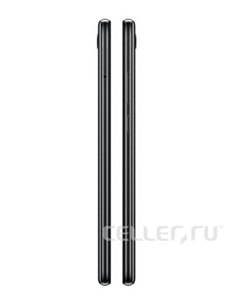 Смартфон HUAWEI Y6s 3/64GB Черный