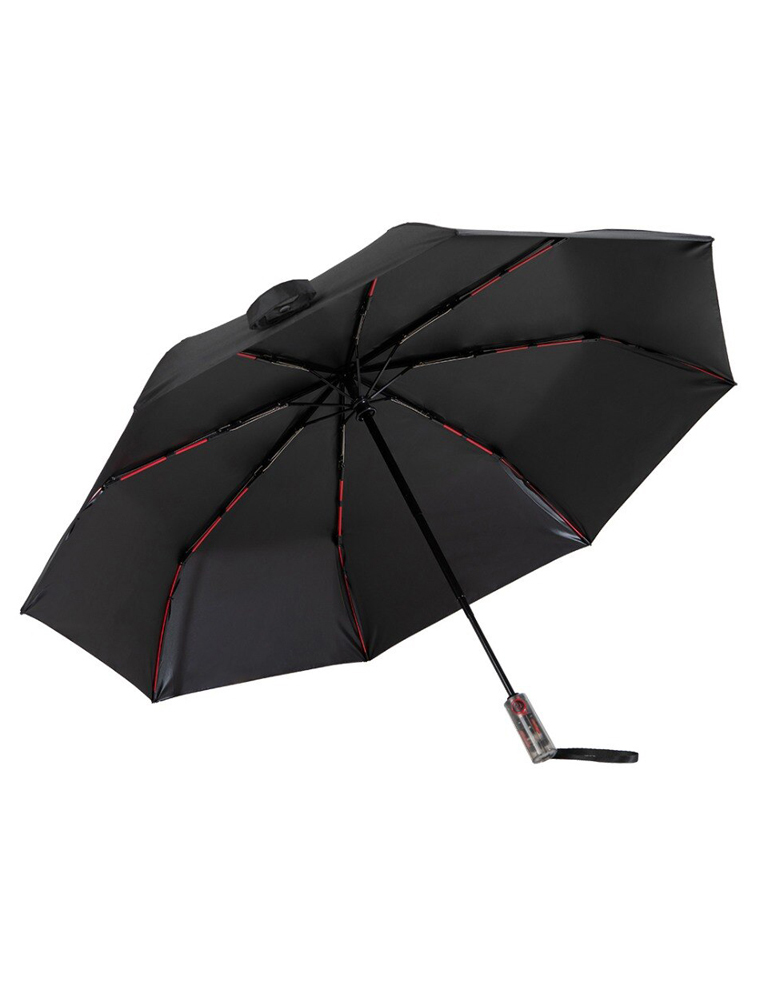 Зонт автомат Xiaomi Valley Automatic Sunny Rainy Umbrella черный