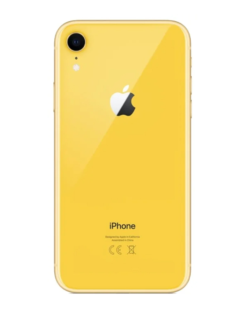 Смартфон Apple iPhone Xr 128GB Желтый