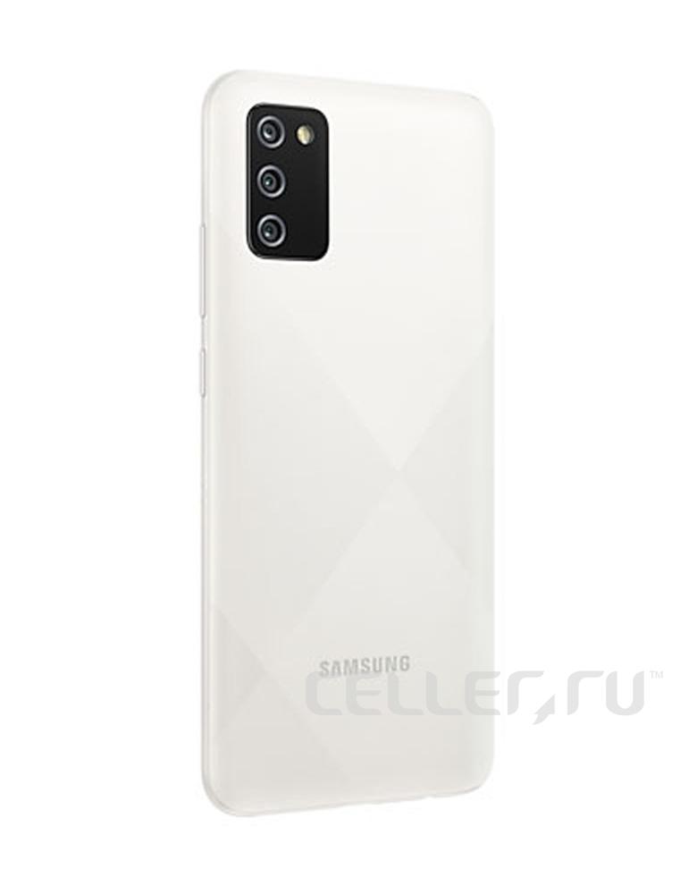 Смартфон Samsung Galaxy A02s Белый