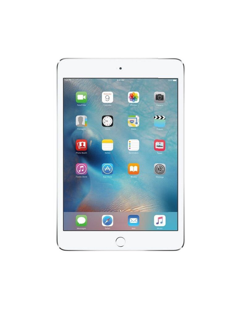 Apple iPad mini 4 128Gb+Cellular Wi-Fi Silver