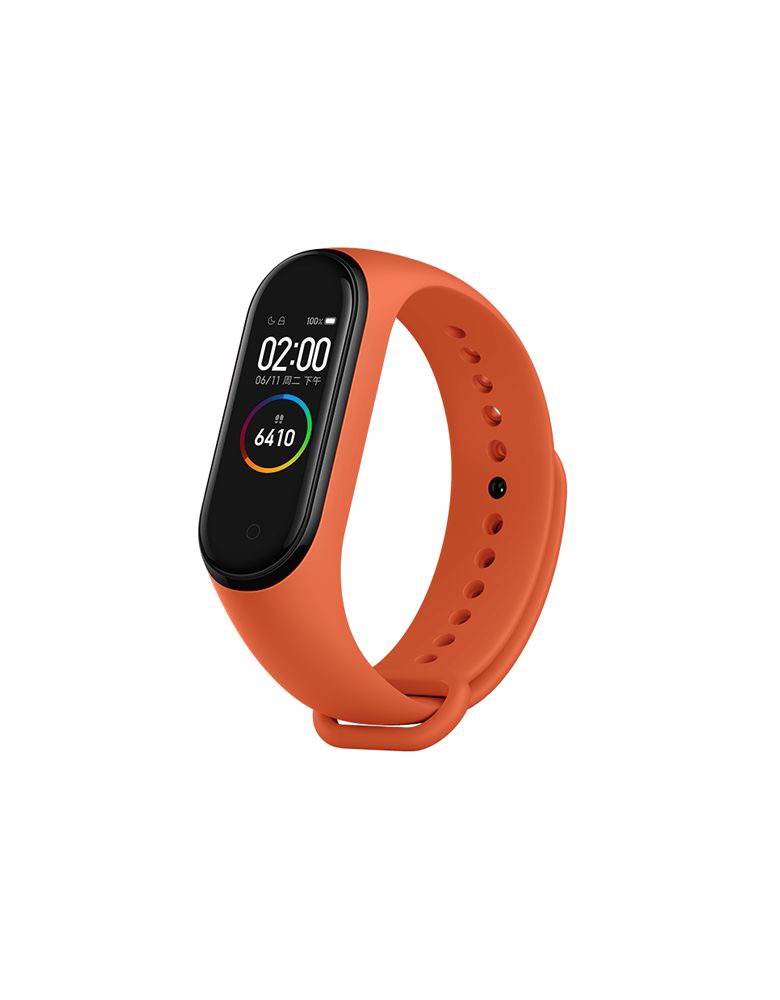 Браслет Xiaomi Mi Band 4 Heat orange