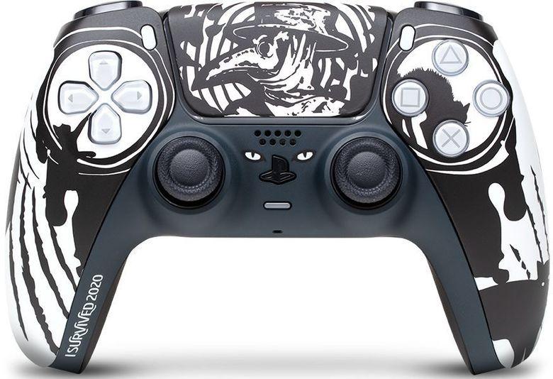Геймпад Беспроводной Rainbo DualSense Чумной доктор, для PlayStation 5