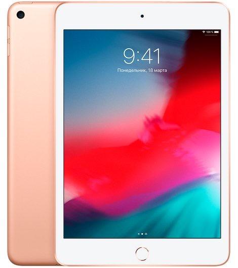 Планшет Apple iPad mini (2019) 64Gb Wi-Fi Gold