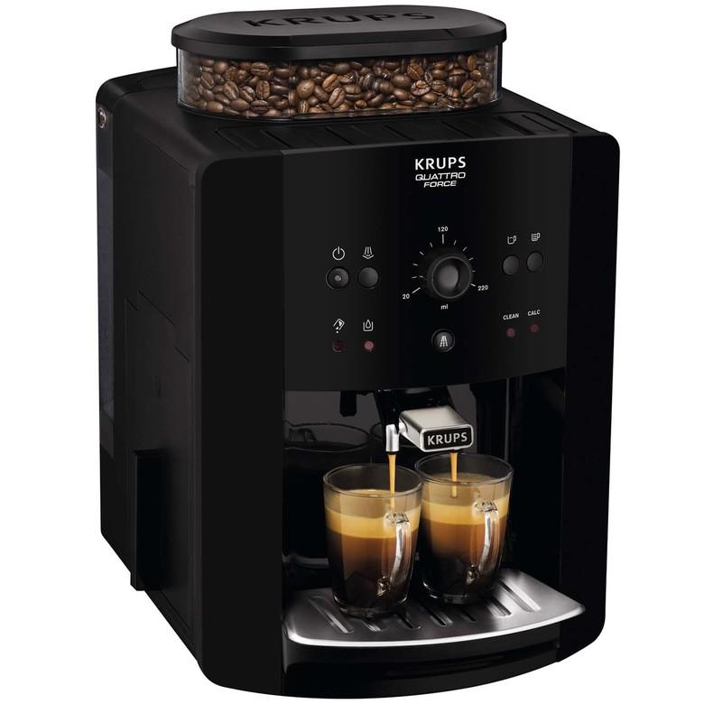 Кофемашина Krups Arabica Espresso (EA811010)