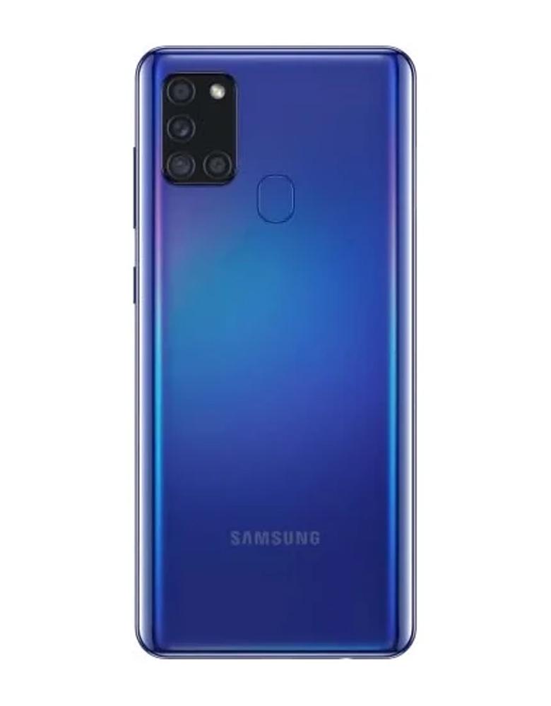 Смартфон Samsung Galaxy A21s 3/32GB Синий