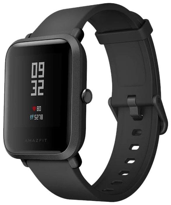 Смарт часы Xiaomi Amazfit Bip Black