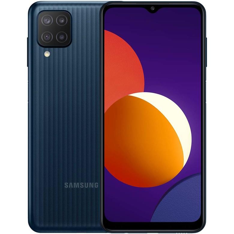 Смартфон Samsung Galaxy M12 32GB, черный