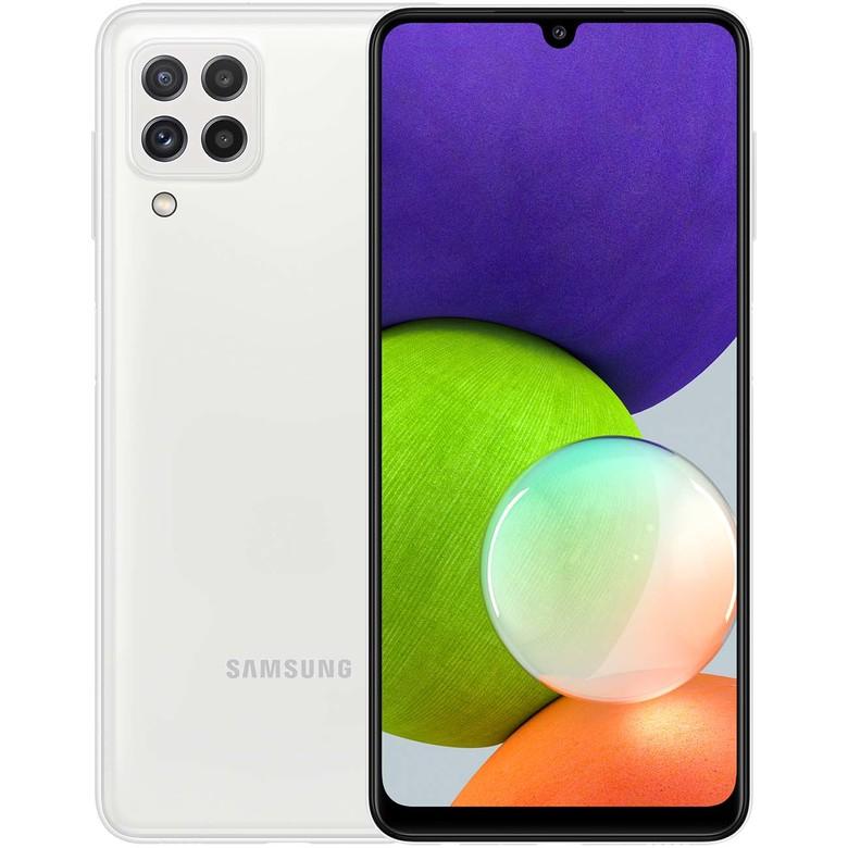 Смартфон Samsung Galaxy A22 64GB White