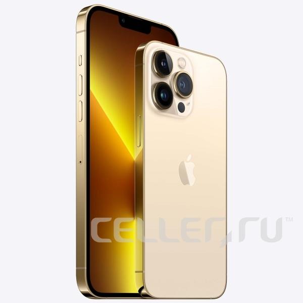 Смартфон Apple iPhone 13 Pro 256GB Gold