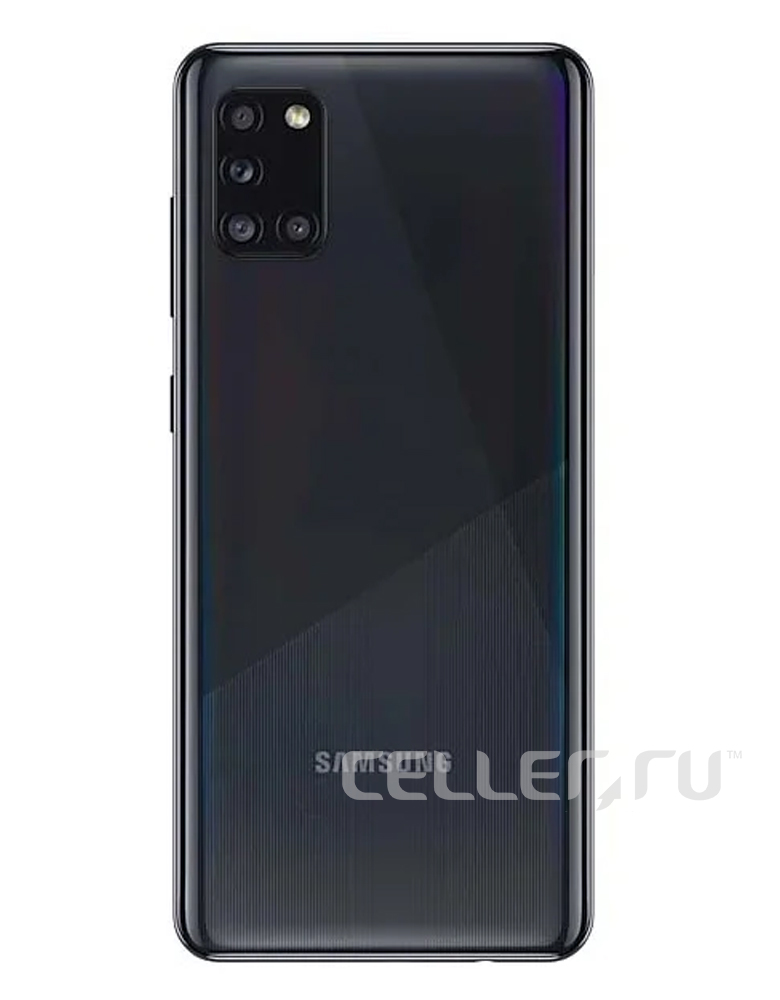 Смартфон Samsung Galaxy A31 64GB Черный