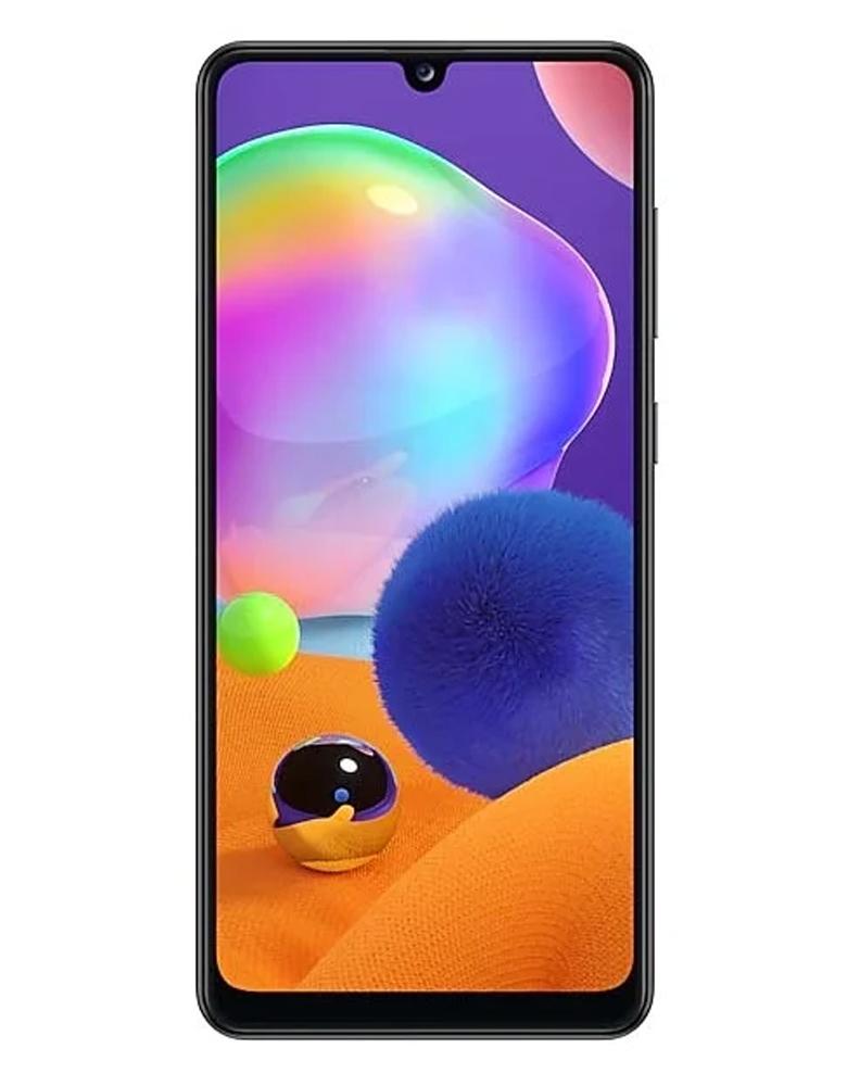 Смартфон Samsung Galaxy A31 128GB Черный