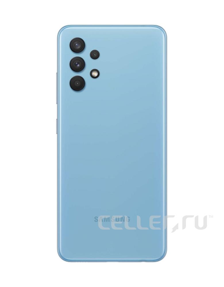 Смартфон Samsung Galaxy A32 64GB Голубой
