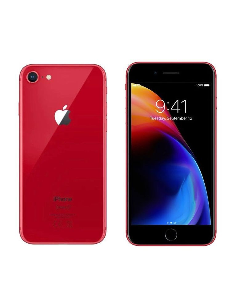Apple iPhone 8 256GB Red US