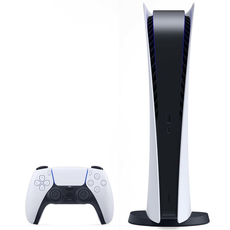 Игровая консоль Sony PlayStation 5 Digital Edition