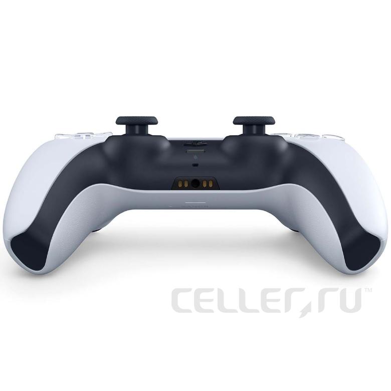 Геймпад Sony DualSense, белый