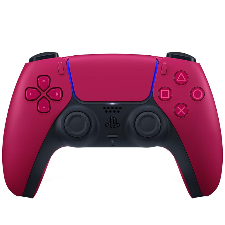 Геймпад для PS5 Sony DualSense Cosmic Red (CFI-ZCT1W)