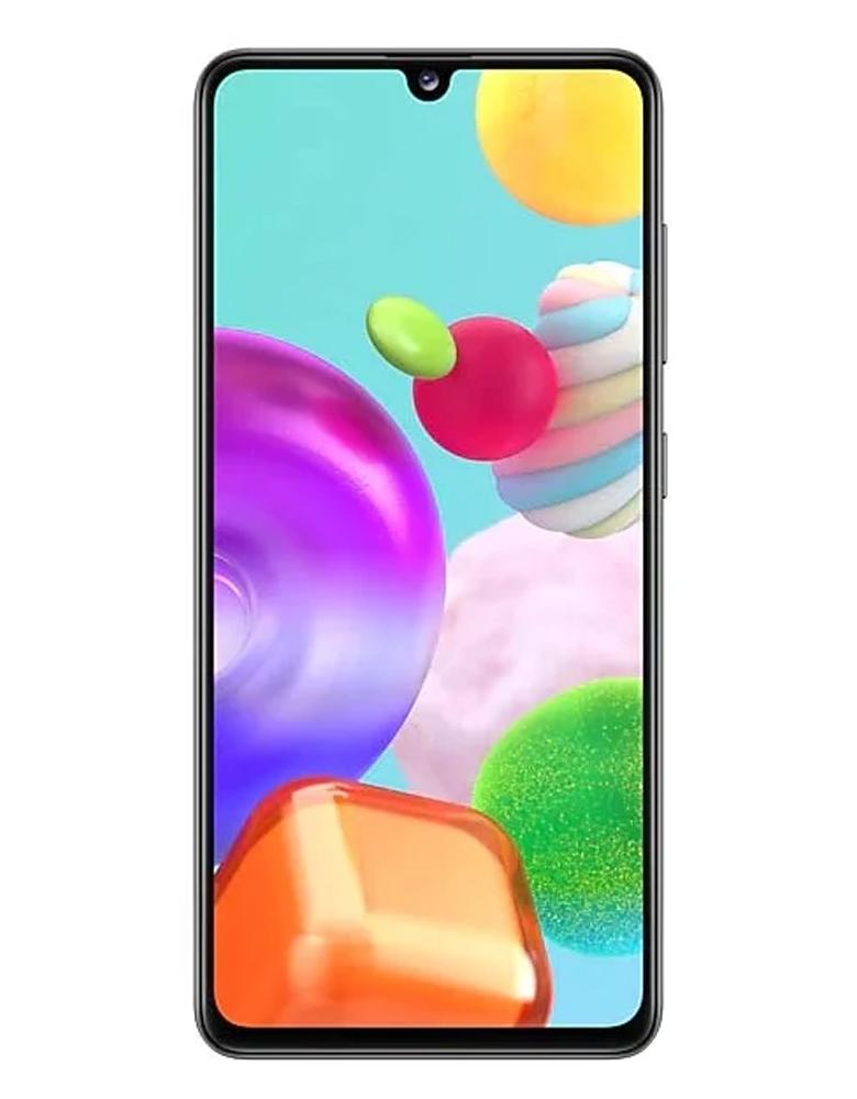 Смартфон Samsung Galaxy A41 Черный