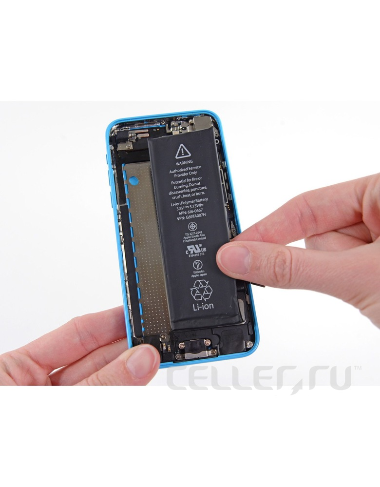 iPhone 5c Замена Акб