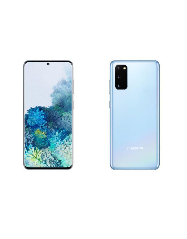 Смартфон Samsung Galaxy S20 Голубой