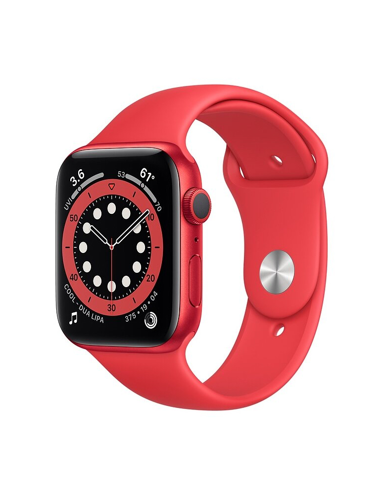 Умные часы Apple Watch Series 6 GPS 40мм Aluminum Case with Sport Band (PRODUCT)RED
