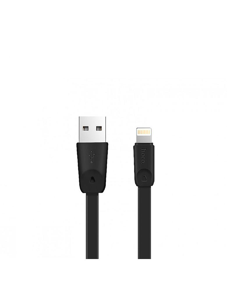 USB кабель HOCO (Original) X9 для Apple 2 м. Цвет: Чёрный