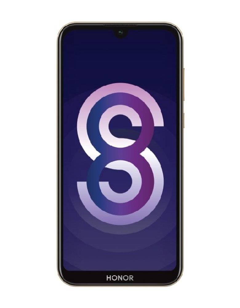 Смартфон Honor 8S Gold