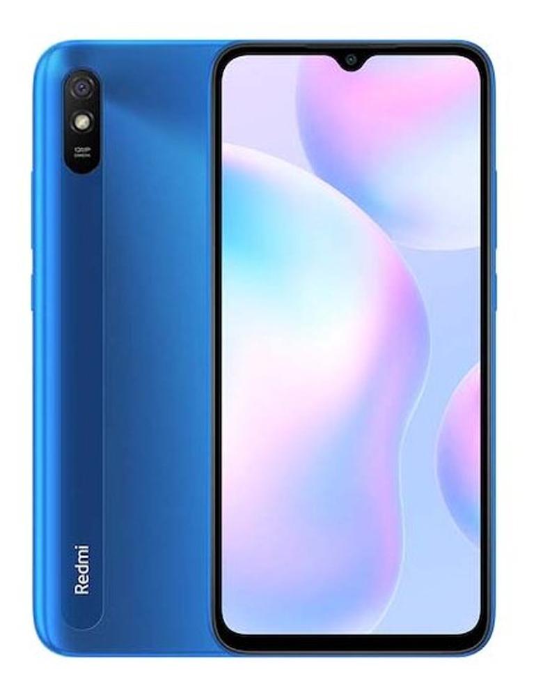Смартфон Xiaomi Redmi 9A Синий