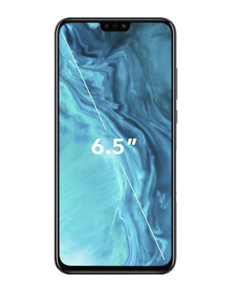Смартфон HONOR 9X Lite полночный черный