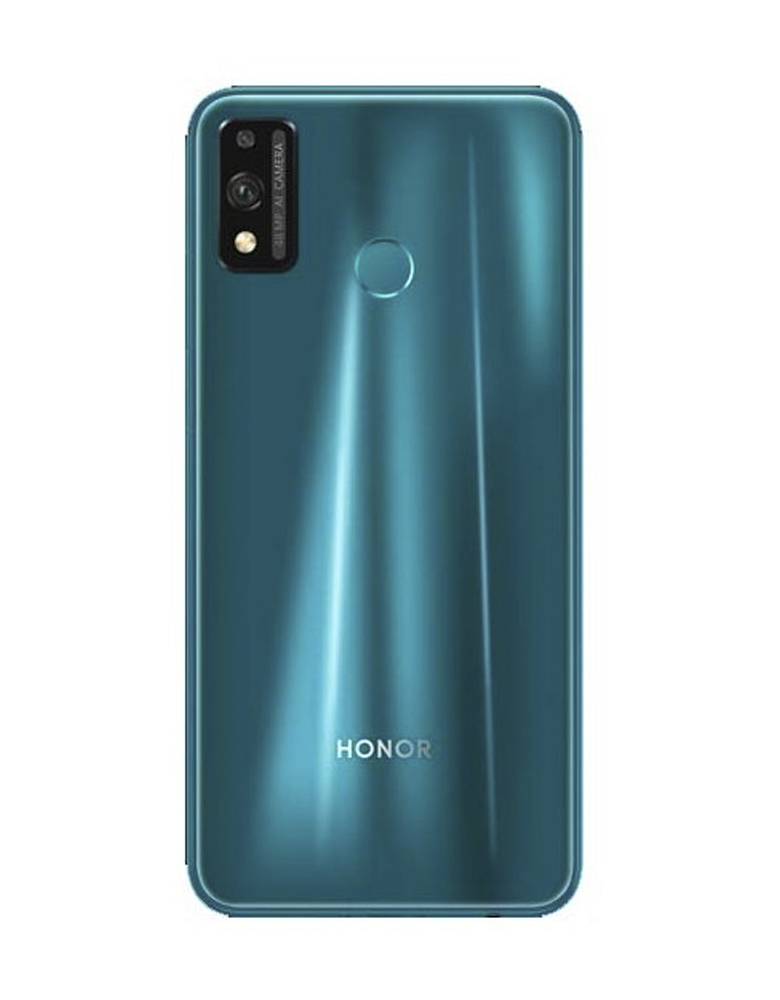 Смартфон HONOR 9X Lite зеленый