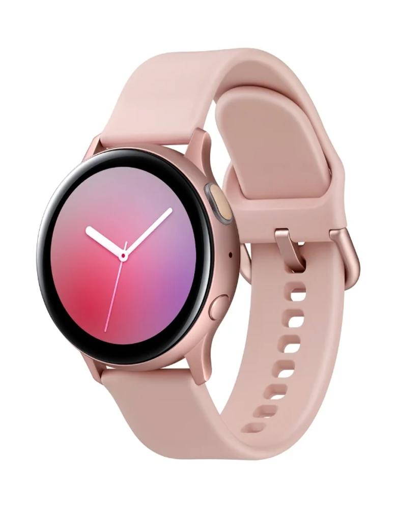 Умные часы Samsung Galaxy Watch Active2 алюминий 44 мм ваниль
