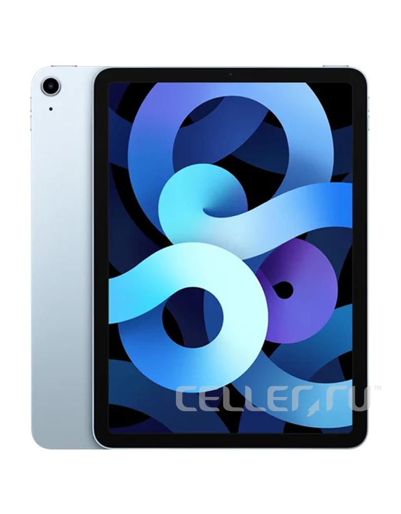 Планшет Apple iPad Air 2020 64Gb Wi-Fi + Cellular Blue sky