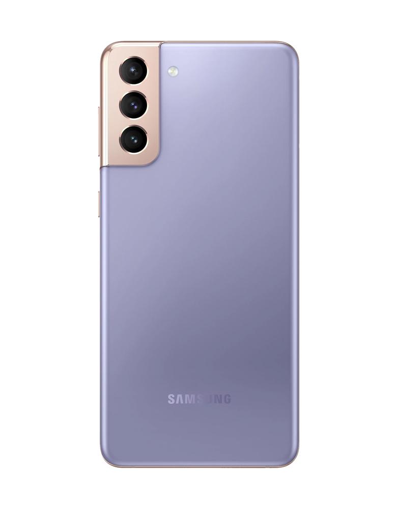 Смартфон Samsung Galaxy S21+ 5G 8/256GB Фиолетовый фантом