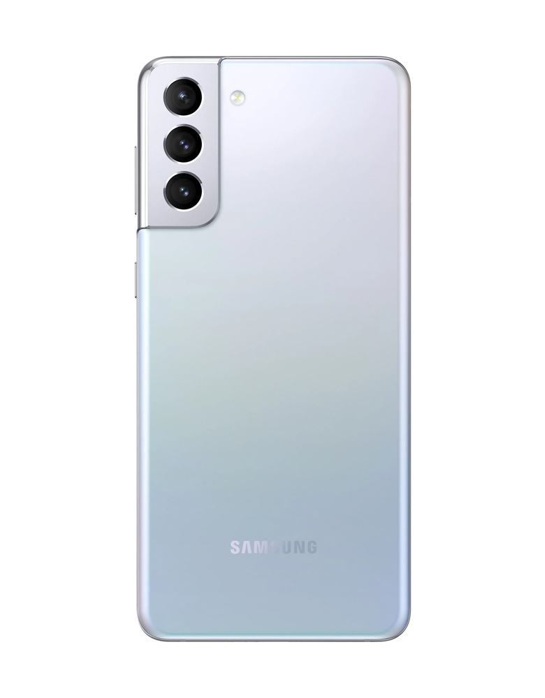 Смартфон Samsung Galaxy S21+ 5G 8/256GB Серебряный фантом