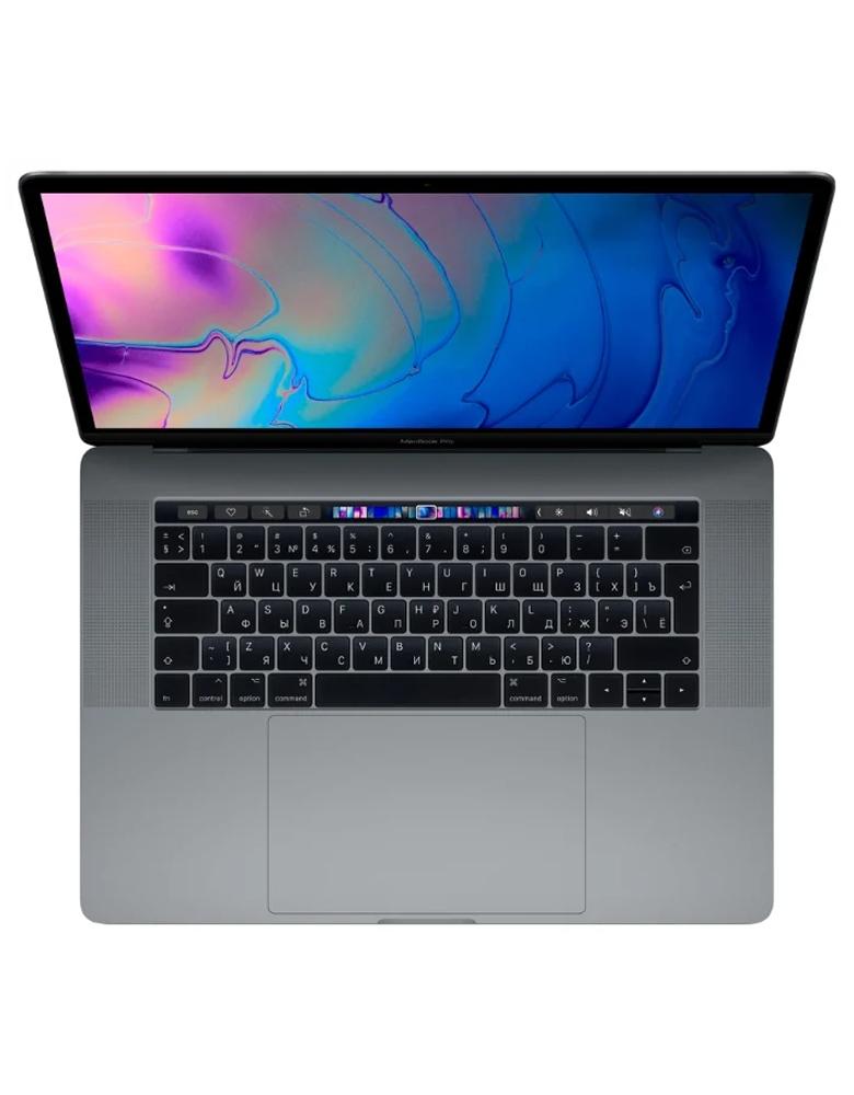 "Ноутбук Apple MacBook Pro 15 with Retina display Mid 2019 (Intel Core i9 2300 MHz/15.4""/2880x1800/16GB/512GB SSD/DVD нет/AMD Radeon Pro 560X 4GB/Wi-Fi/Bluetooth/macOS) Space Grey"