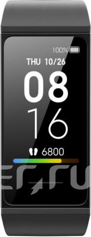 Redmi Фитнес-браслет Xiaomi Redmi Band (Black)