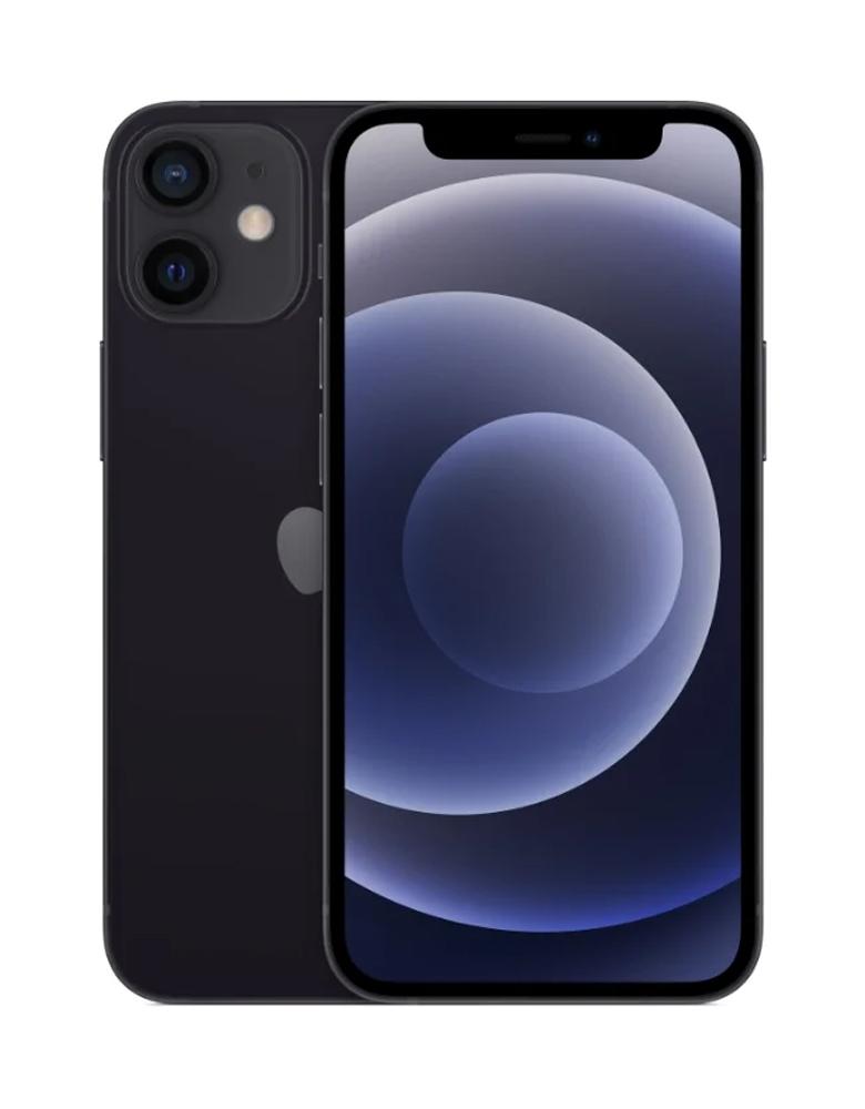 Смартфон Apple iPhone 12 mini 64GB черный